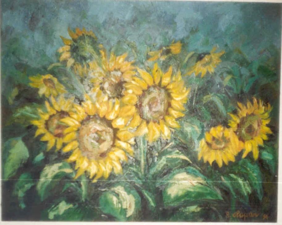 flowers art washes - photo #18