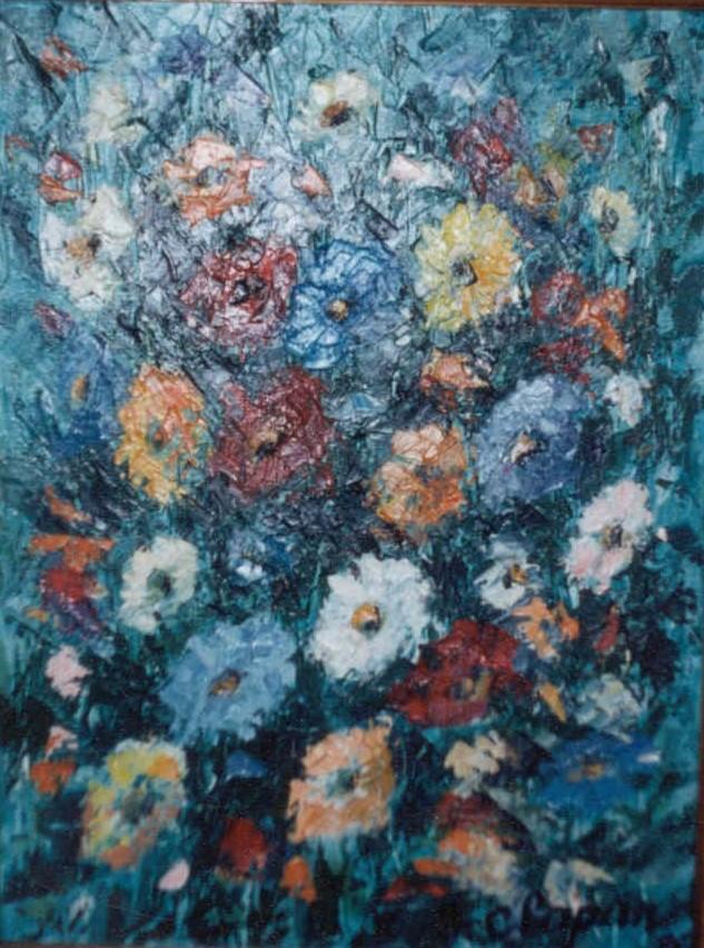flowers art washes - photo #12